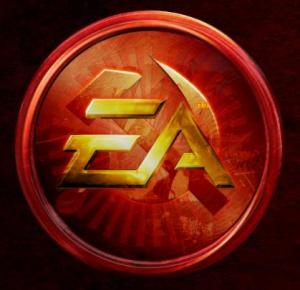EA has many Logos as they adapt to the apropriate game